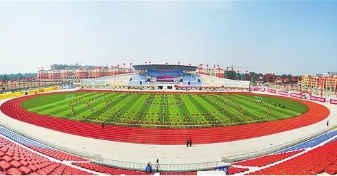宁陵县体育场固定扩声系统